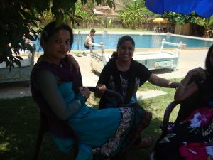 Me at Resort