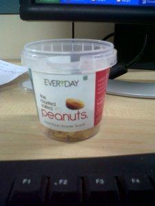 Peanut...during documentation