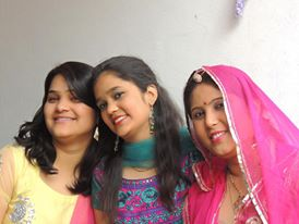 Me with Sisters